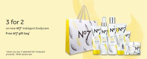 no7 Body Care